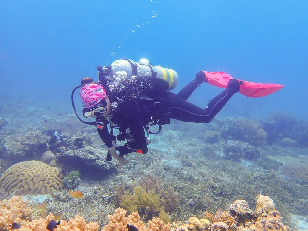 Things You Should Never Do In Scuba Diving
